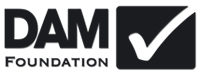 DAM Foundation logo